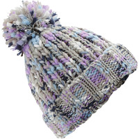 Accesorios textil Gorro Beechfield B487 Twist Lavanda