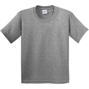 textil Niños Camisetas manga corta Gildan 5000B Gris jaspeado