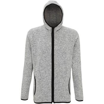 textil Hombre Polaire Tridri TR071 Gris/Mota Negra