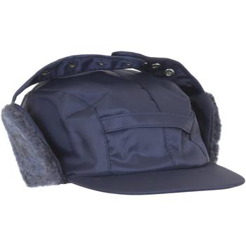 Accesorios textil Hombre Gorra Universal Textiles  Azul marino