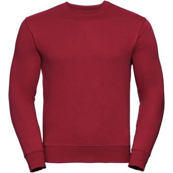 textil Hombre Sudaderas Russell 262M Rojo
