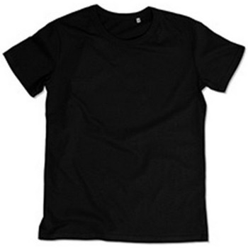 textil Hombre Camisetas manga corta Stedman Stars Stars Negro ópalo
