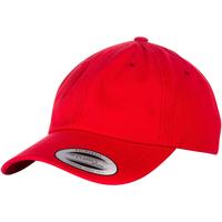 Accesorios textil Hombre Gorra Yupoong  Rojo