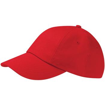 Accesorios textil Gorra Beechfield B58 Rojo