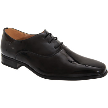 Zapatos Niño Richelieu Goor  Negro charol