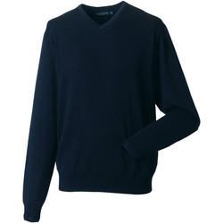 textil Hombre Jerséis Russell 710M Azul marino