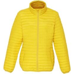 textil Mujer Plumas 2786 TS18F Amarillo