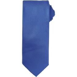 textil Hombre Corbatas y accesorios Premier PR780 Azul