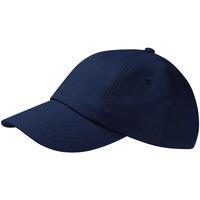 Accesorios textil Gorra Beechfield Drill Cap Azul marino