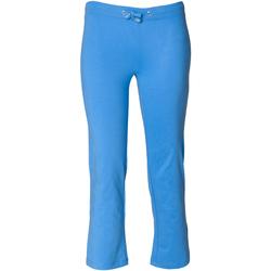 textil Niña Pantalones de chándal Skinni Fit Boot Cut Azul brillante