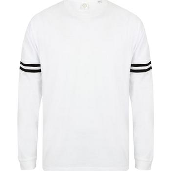 textil Sudaderas Skinni Fit SF514 Blanco