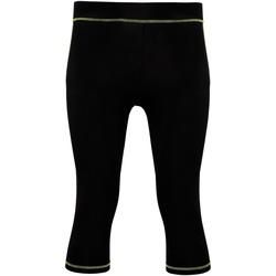 textil Mujer Leggings Tridri Tri Dri Negro/verde