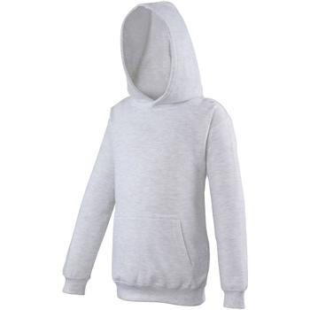 textil Niños Sudaderas Awdis JH01J Ceniza