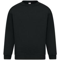textil Hombre Sudaderas Absolute Apparel Sterling Negro