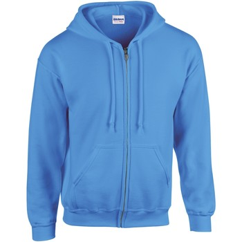 textil Hombre Sudaderas Gildan 18600 Azul carolina