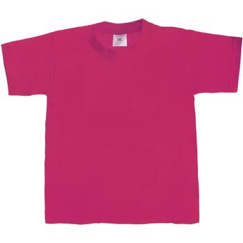 textil Niños Camisetas manga corta B And C TK301 Sorbete