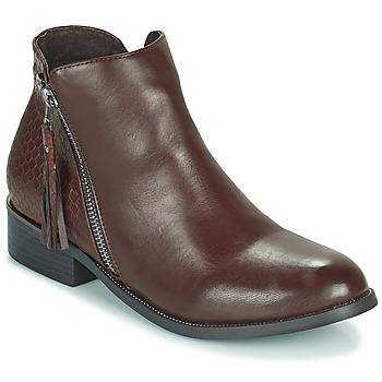 Zapatos Mujer Botas de caña baja Xti  Marrón