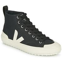 Zapatos Zapatillas altas Veja NOVA HT Negro