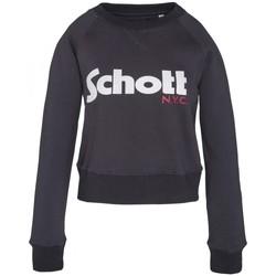 textil Mujer Sudaderas Schott Sweatshirt SW GINGER 1 W Marine Azul
