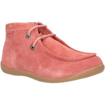 Zapatos Niña Botas de caña baja Kickers 734970-10 BALABI Rosa