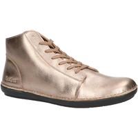 Zapatos Mujer Botines Kickers 734511-50 FOWTOW Plateado