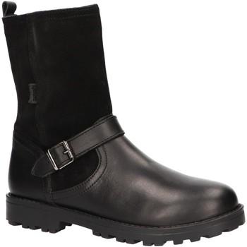 Zapatos Niños Botas urbanas Kickers 736111-30 GRAMMI Negro