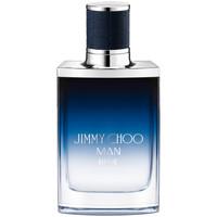 Belleza Hombre Agua de Colonia Jimmy Choo Man Blue Edt Vaporizador  50 ml