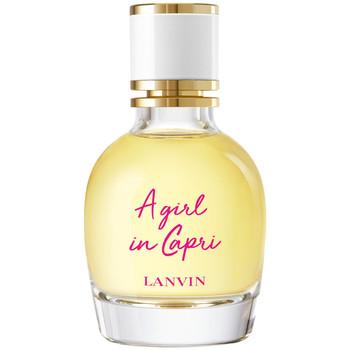 Belleza Mujer Perfume Lanvin A Girl In Capri Edp Vaporizador  50 ml