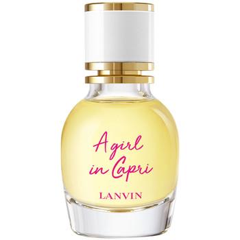 Belleza Mujer Perfume Lanvin A Girl In Capri Edp Vaporizador  30 ml