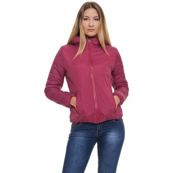 textil Mujer Plumas Lonsdale 535 ROSA