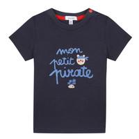textil Niño camisetas manga corta Absorba NADINE Marino