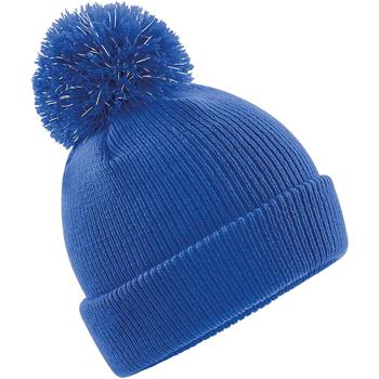 Accesorios textil Niños Gorro Beechfield B406B Azul eléctrico