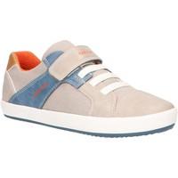Zapatos Niños Zapatillas bajas Geox J025CB 010FE J GISLI Beige