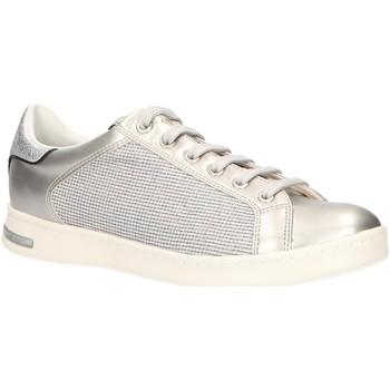 Zapatos Mujer Zapatillas bajas Geox D021BD 0ASAJ D JAYSEN Gris