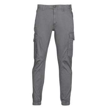 textil Hombre Pantalón cargo Jack & Jones JJIPAUL Gris