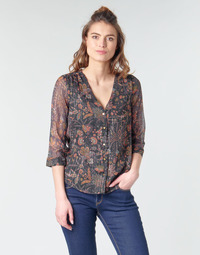 textil Mujer Tops / Blusas Vero Moda VMGLAMMY Marino
