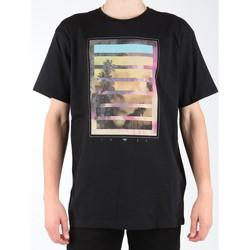 textil Hombre camisetas manga corta Quiksilver EQYZT00013-KVJ0 negro