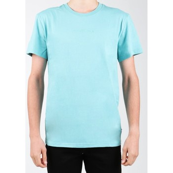 textil Hombre Camisetas manga corta DC Shoes DC SEDYKT03376-BHA0 azul