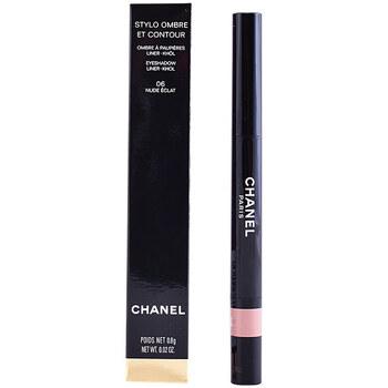 Belleza Mujer Sombra de ojos & bases Chanel Stylo Ombre Et Contour 06-nude Éclat 0,8 Gr