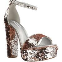 Zapatos Mujer Sandalias Steve Madden GONZO1 Plata