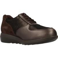 Zapatos Mujer Zapatillas bajas Pinoso's 7673 G Marron