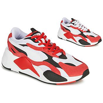 Zapatos Zapatillas bajas Puma RS-X3 Rojo / Blanco