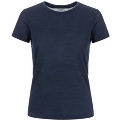 textil camisetas manga corta Super.natural W Base Tee 140 Azul