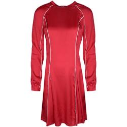 textil Mujer Vestidos cortos Pinko  Blanco