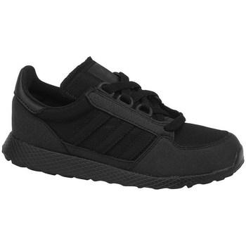 Zapatos Niños Derbie & Richelieu adidas Originals Forest Grove C Negros
