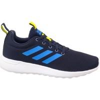 Zapatos Niño Zapatillas bajas adidas Originals Lite Racer Cln K Azul marino
