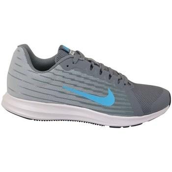 Zapatos Niños Zapatillas bajas Nike Downshifter 8 Gris