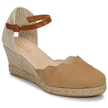 Zapatos Mujer Sandalias André BABI Topotea