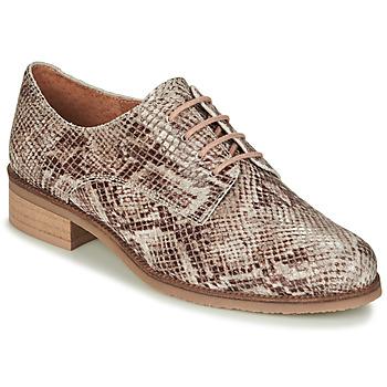 Zapatos Mujer Derbie André PANCAKE Beige