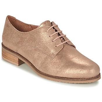 Zapatos Mujer Derbie André PANCAKE Oro